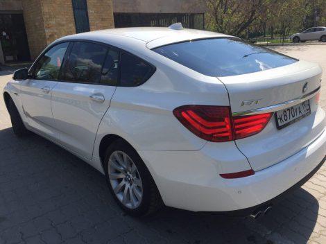 Продажа BMW GT 530d, 2012 год выпуска, 245 л.с., 80 000 км. пробег