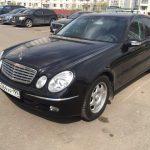 Продажа Mercedes-Benz E320, 2004 год выпуска, 200 000 км. пробег