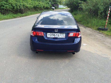 Продажа Honda Accord, 2008 год выпуска, 120000 км. пробег